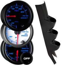 2005-2014 Ford Mustang Custom 7 Color Gauge Package Gallery