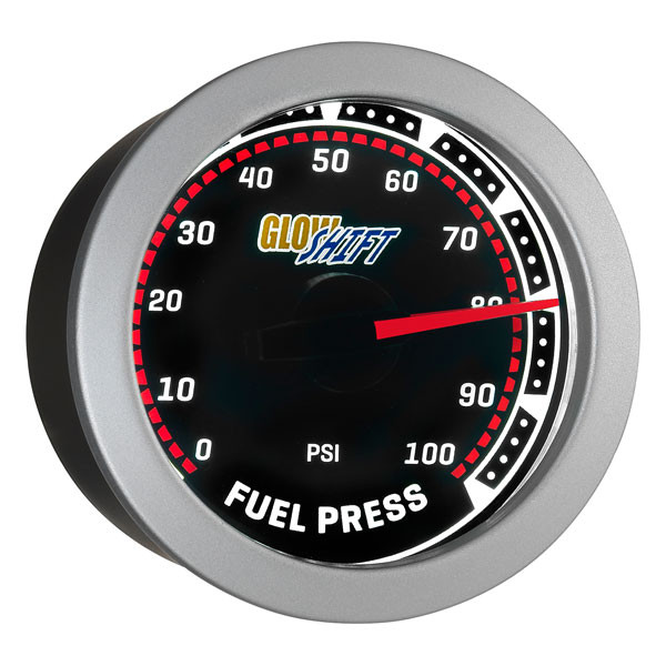 Tinted 100 PSI Fuel Pressure Gauge