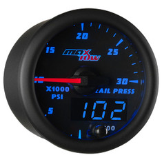 Diesel Fuel Rail Pressure Gauges