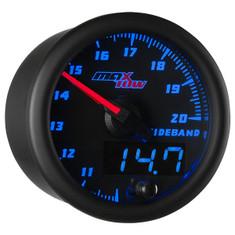 Black & Blue MaxTow Wideband Air/Fuel Ratio Gauge