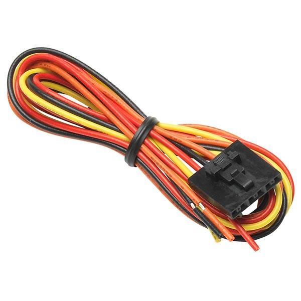 Replacement 7 Color Series Volt & Clock Gauge Power Harness