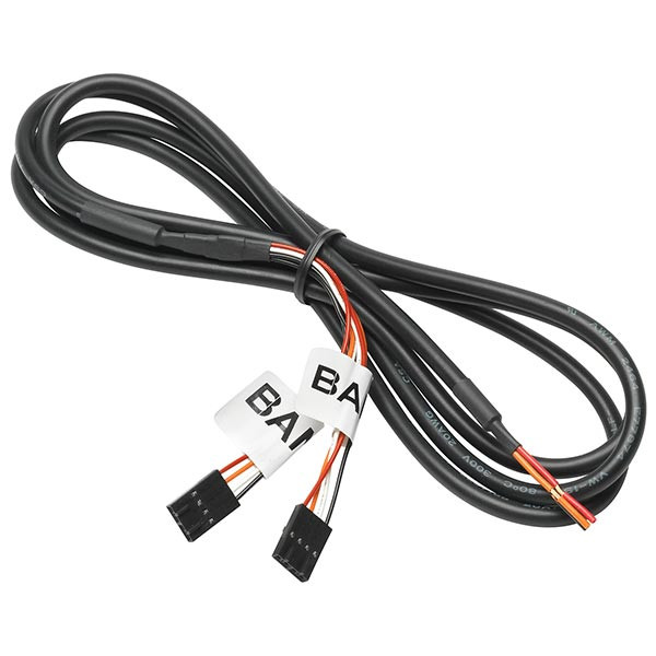 Replacement Dual Wideband Air/Fuel Ratio Gauge Controller Power Harness