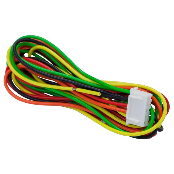 """Replacement 7 Color Series 3 3/4"""" Tachometer Gauge Power Harness"""