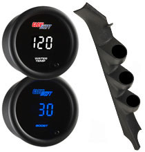1978-1987 Chevrolet Malibu Custom Digital Gauge Package Thumb