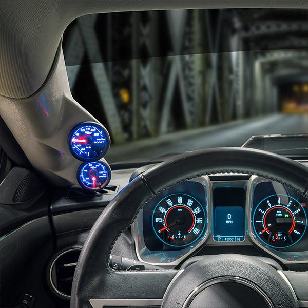 2010 camaro fuel filter location 2010 2015 chevrolet camaro gen5 dual custom 7 color gauge package  2010 2015 chevrolet camaro gen5 dual