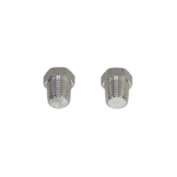 Replacement 2pc Oil Filter Adapter Port Plugs