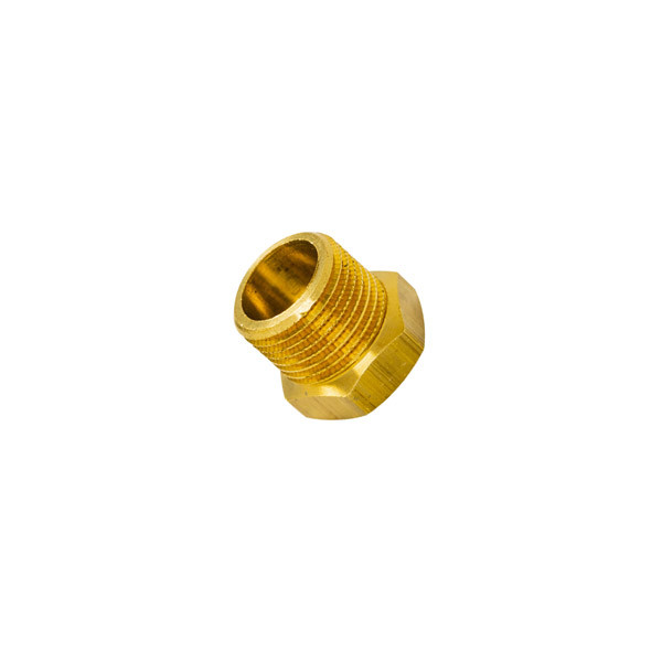 1/8-27 NPT Female to 3/8-18 NPT Male Thread Adapter