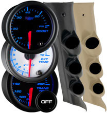 2014-2018 Chevrolet Silverado Duramax Custom 7 Color Gauge Package Thumb