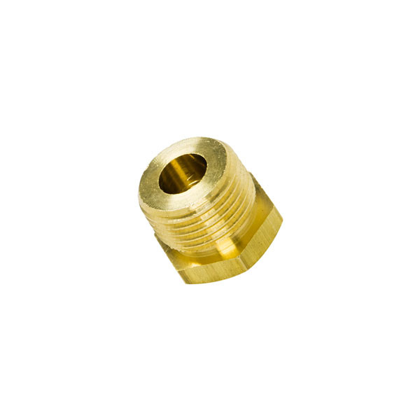 1/8-27 NPT Female to M18 P-1.5 Male Thread Adapter