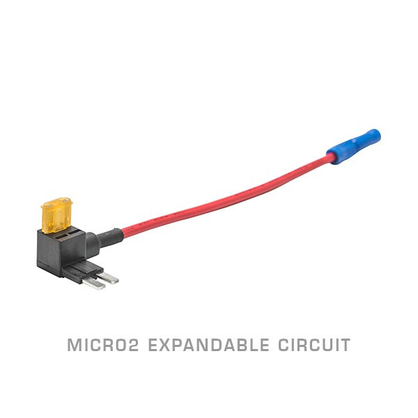 Micro2 Expandable Circuit & 5 Amp Fuse