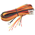 7 Color Series 3 Gauge Wiring Kit with Power Wires Only