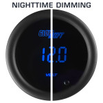 Nighttime Dimming Feature