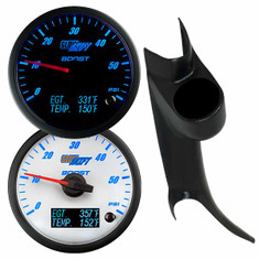 3in1 Series Gauge Package for 2000-2006 Chevrolet Silverado Duramax