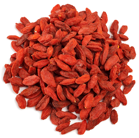 Organic Dried Goji Berries (Lycium Chinensis)