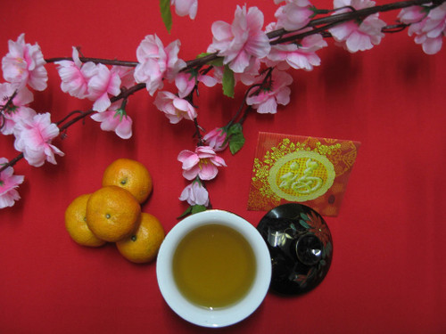 """""""Chinese New Year"""" Tea Tasting Party"""