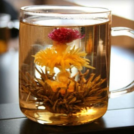 Christmas Tree Flowering Tea