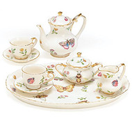 Children Miniature Tea Service Set