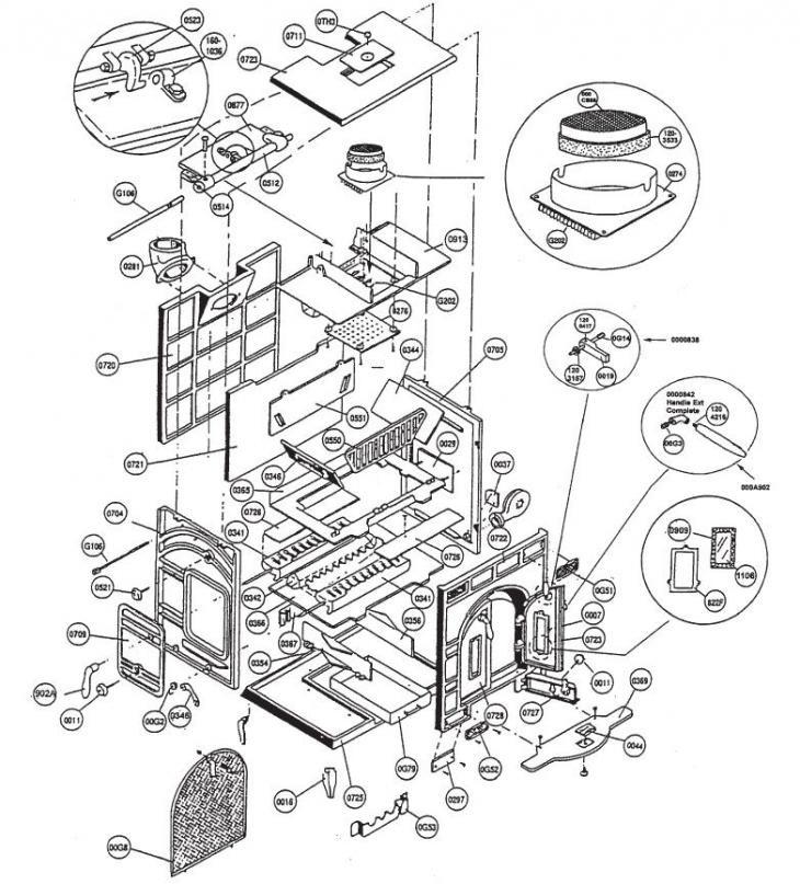 Cadillac Parts Diagram