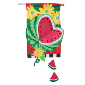 Watermelon Summer Flag (Regular Size)