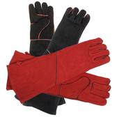 Black Hearth Gloves