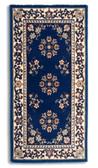 Oriental Blue Rectangular Hearth Rug