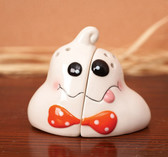 Ghostly Salt & Pepper Shaker