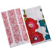 Flower Towel Set