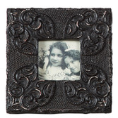 Square Black Photo Frame