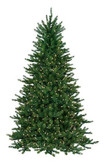 7.5ft Spruce Christmas Tree with Lights
