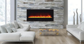 "50"" Electric Fireplace"