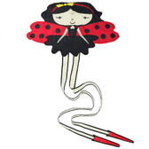 Ladybug Girl Kite