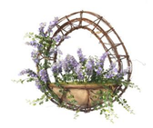 "17"" French Lavender Wreath"