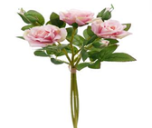 """14"""" Princess Rose Bunch 2 Asst"""