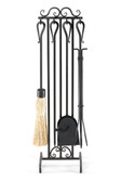 "Country Scroll 32"" Tool Set - Black"