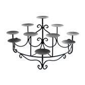Spandrels II Hearth Candelabra