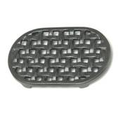 Oval Cast Iron Lattice Trivet