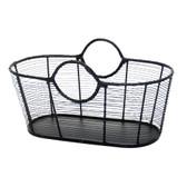 Small Wood Basket