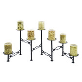 Six Links Candelabra