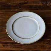Legbar Blue Salad Plate