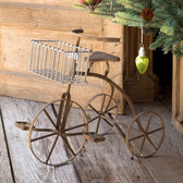 Vintage Tricycle Planter