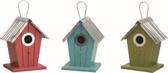 Birdhouse 3 Asst