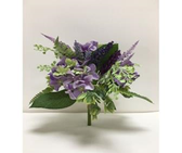 "16"" Hydrangea & Astilble with Fern Bouquet"