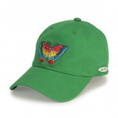 Butterfly Embroidered Cap