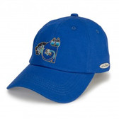 Indigo Cats Embroidered Cap