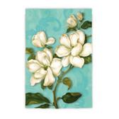 Magnolia Blossom Garden Flag