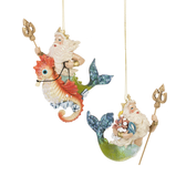 King Neptune Ornament