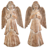 "10"" Wooden Angel"