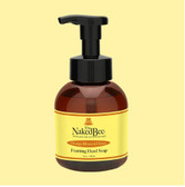 Naked Bee Foaming Hand Soap 12oz.  Orange Blossom Honey
