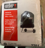 Weber Charcoal Grill Cover 22.5