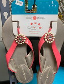 Gwen Pink Sandal Size 9
